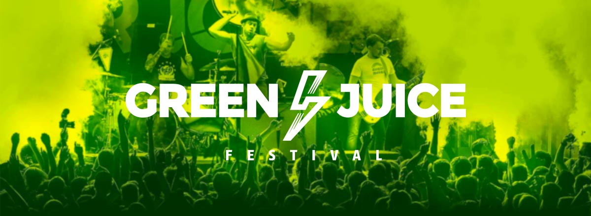 Green Juice Festival Logo