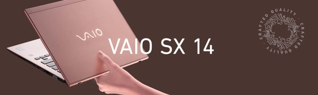 VAIO Laptop SX 14 Rendering